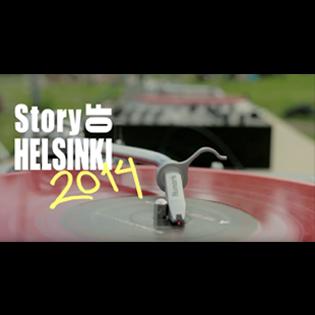 Story of Helsinki 2014 -tapahtumavideo