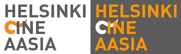 Helsinki Cine Aasia -logo ja versio