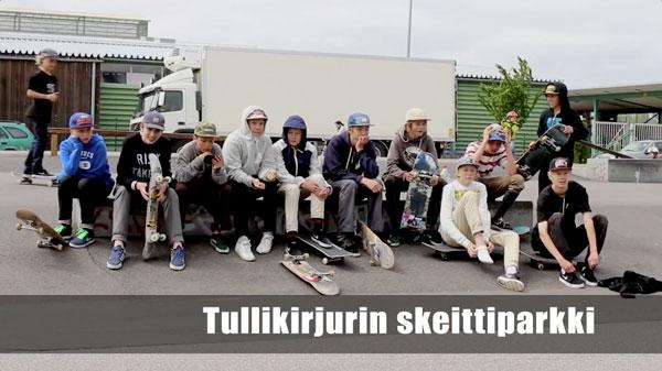 Story of Helsinki 2014 -video, still